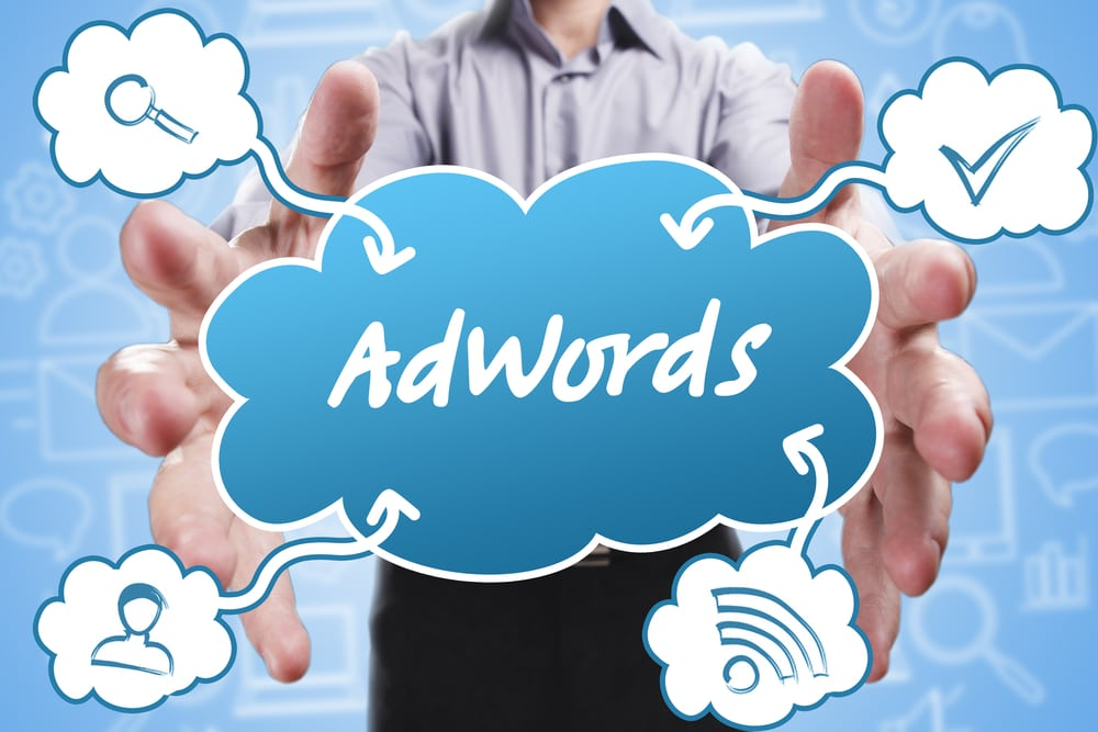 Google Adwords search network
