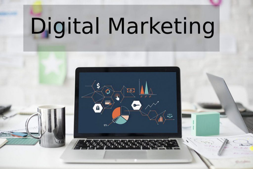 digital marketing for organizations